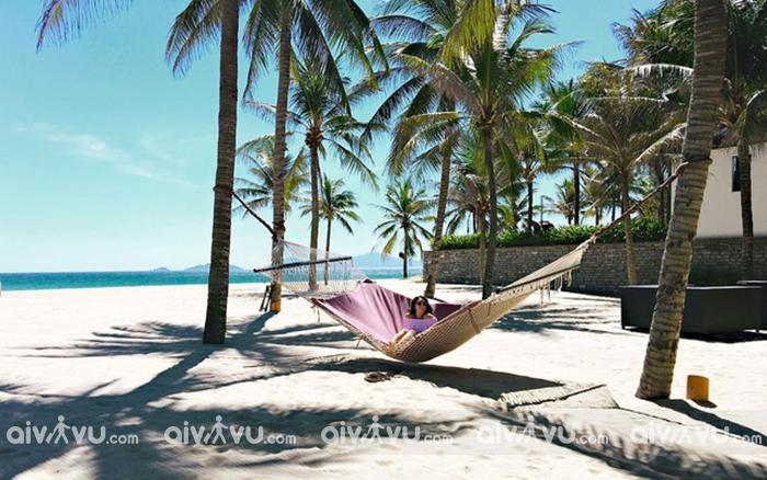 Vị trí thuận lợi của biển Hà My trong ngành du lịch Quảng Nam