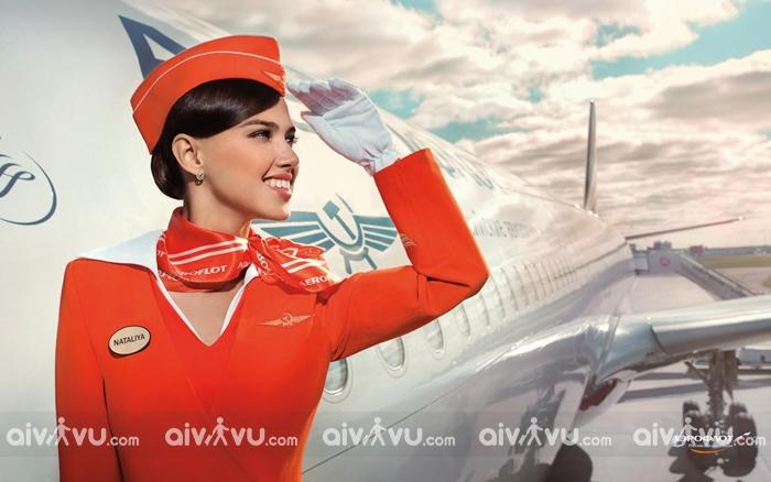 Hãng hàng không Aeroflot uy tín chất lượng