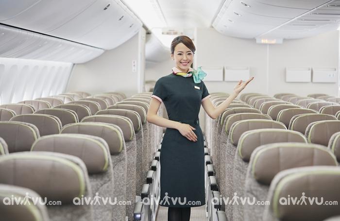 Hãng hàng không Eva Air có tốt không?