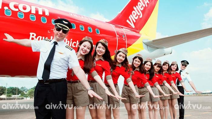 Lịch bay nội địa Vietjet Air từ ngày 16/4/2020