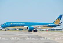 Lịch bay nội địa Vietnam Airlines tháng 4 do ảnh hưởng Covid - 19