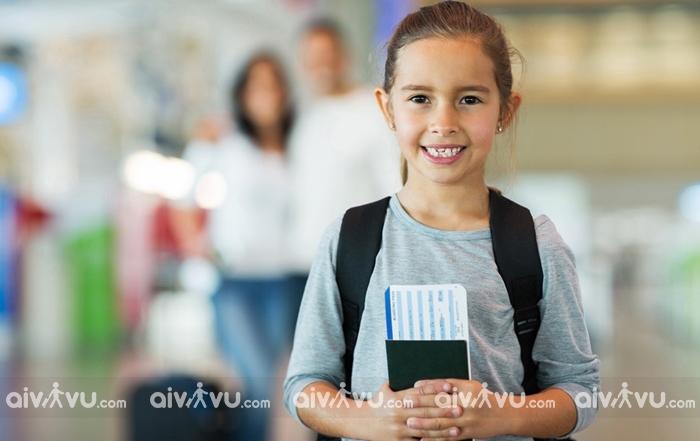 Lưu ý về việc vận chuyển trẻ em trên chuyến bay Eva Air