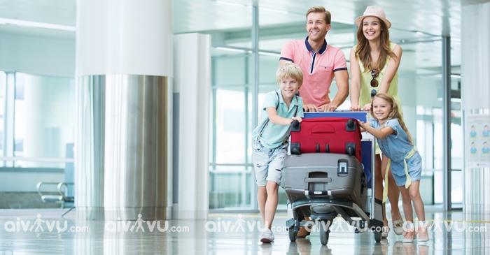 Quy định chung về hành lý miễn cước của Eva Air