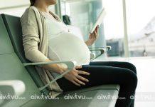Quy định đi máy bay Eva Air cho bà bầu/ phụ nữ có thai
