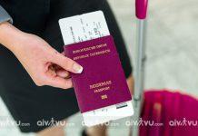 Quy định giấy tờ tùy thân khi đi máy bay Eva Air