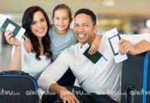 Trẻ em đi máy bay Aeroflot cần giấy tờ gì?