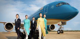 Vietnam Airlines đưa công dân Canada trở về nước