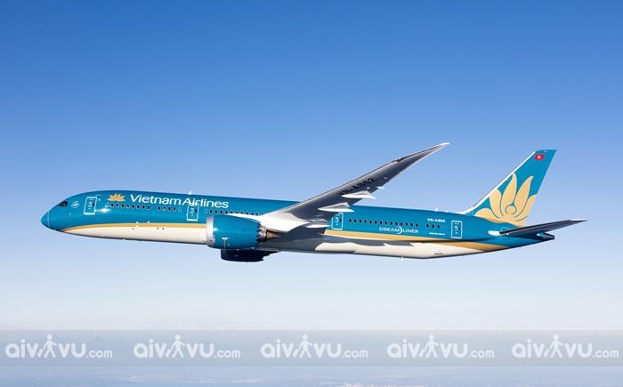 Vietnam Airlines hành trình trở về hành trình Hà Nội – Sydney
