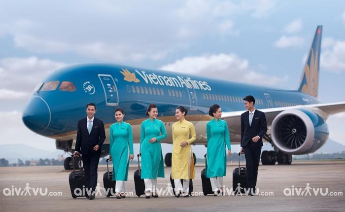 Vietnam Airlines mở bán vé máy bay đi Đức