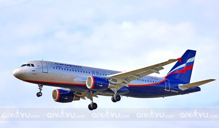Điều kiện đổi tên trên vé máy bay Aeroflot