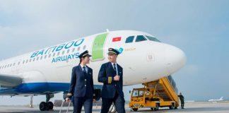 Bamboo Airways đưa công dân Anh về nước