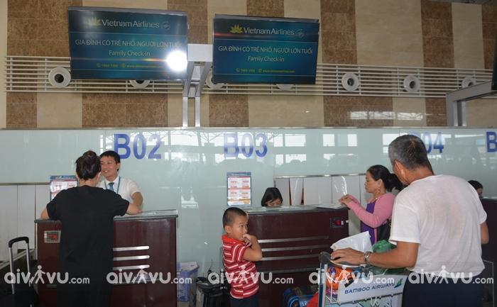 Dịch vụ hỗ trợ dành cho người cao tuổi của Vietnam Airlines