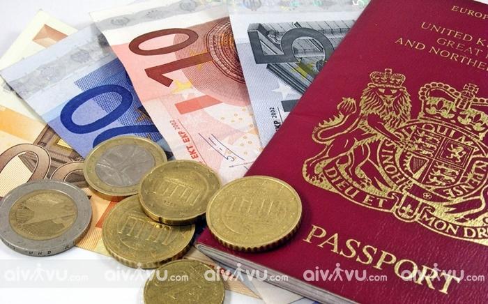 Chứng minh công việc thủ tục xin visa đi Anh thăm người thân bắt buộc