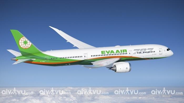 Eva Air thông báo gia hạn cấm hành khách quá cảnh tại Đài Loan