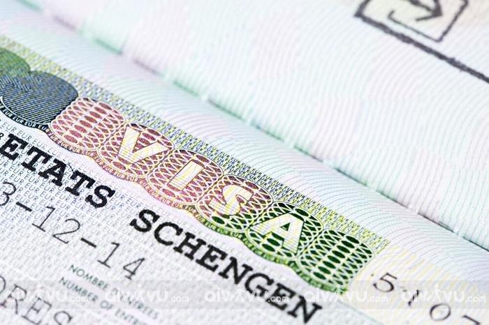 Chứng minh tài chính xin visa thăm thân Schengen