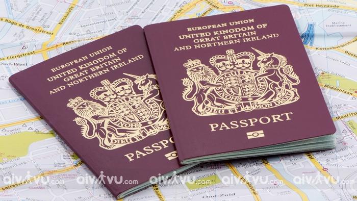 Hồ sơ visa thăm thân Pháp