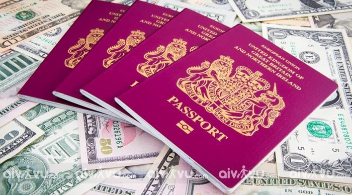 Lệ phí visa Anh bao nhiêu tiền?