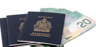 Lệ phí xin visa Canada bao nhiêu tiền?