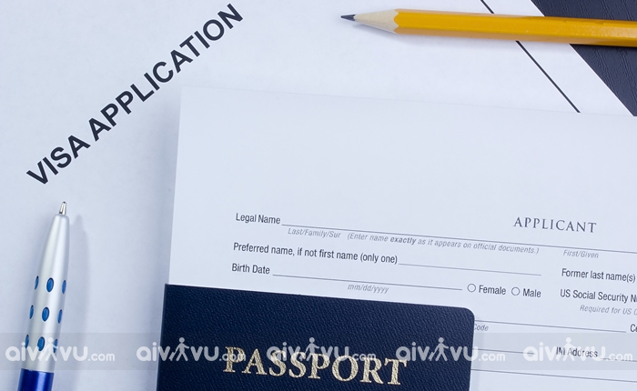Hướng dẫn điền tờ khai xin visa đi Anh chi tiết nhất