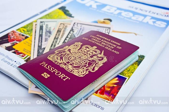 Lưu ý khi nộp hồ sơ xin visa Pháp công tác