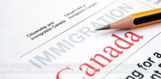 Mẫu đơn xin visa Canada du lịch có bao nhiêu loại?