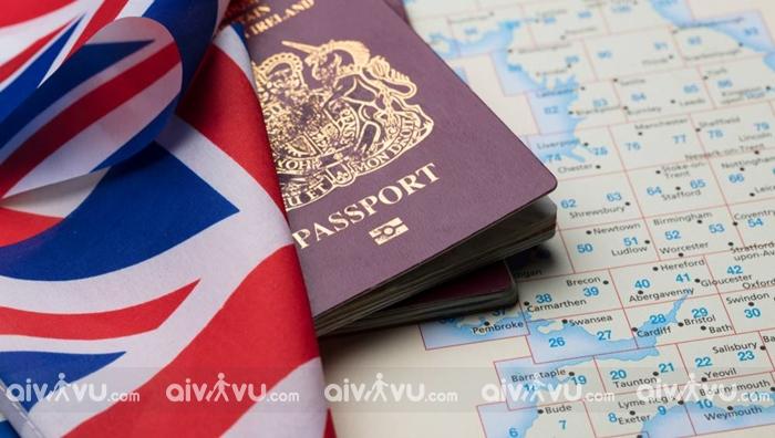 Nộp hồ sơ xin Visa Anh ở đâu?