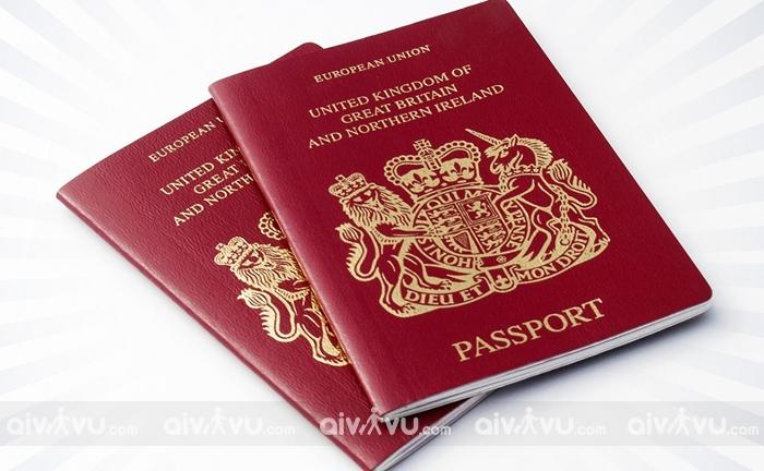 Quy trình thủ tục nộp hồ sơ xin visa đi Anh tự túc