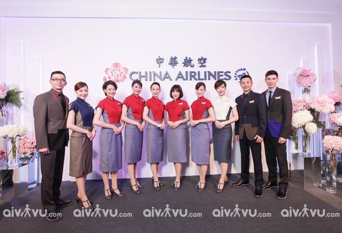Thông tin đội bay của China Airlines