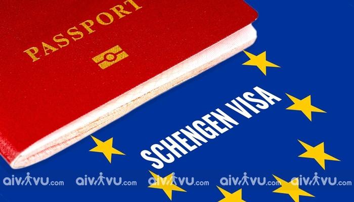 Thủ tục xin visa Schengen 2020