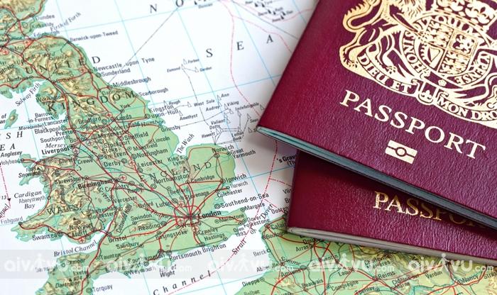 Thủ tục xin visa công tác Anh có khó không?