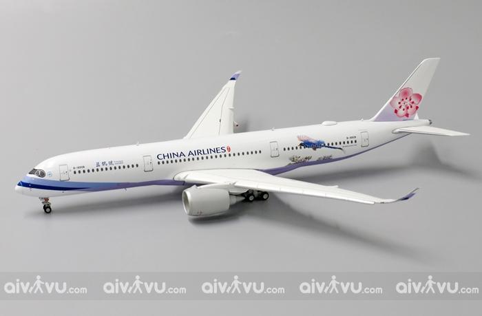 Tìm hiểu về hãng hàng không China Airlines