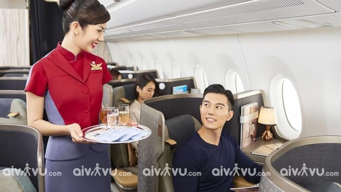 Vì sao bạn nên lựa chọn China Airlines?