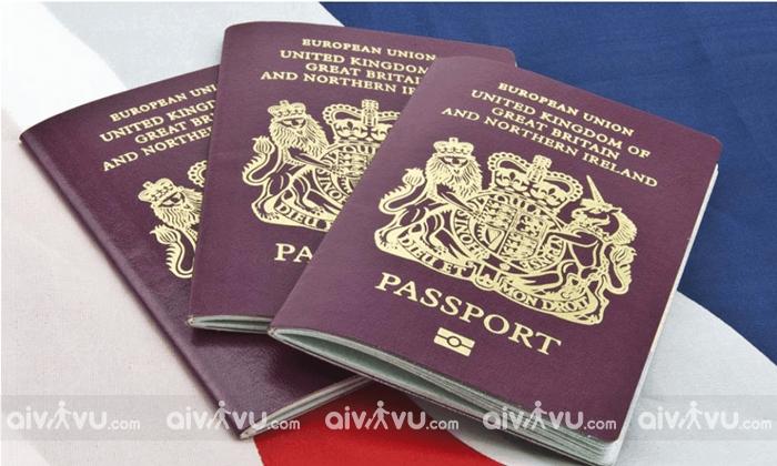 Visa thăm thân Anh là gì?