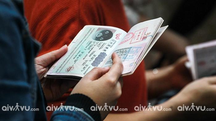 Aivivu – Địa chỉ hoàn thành visa Nga tin cậy