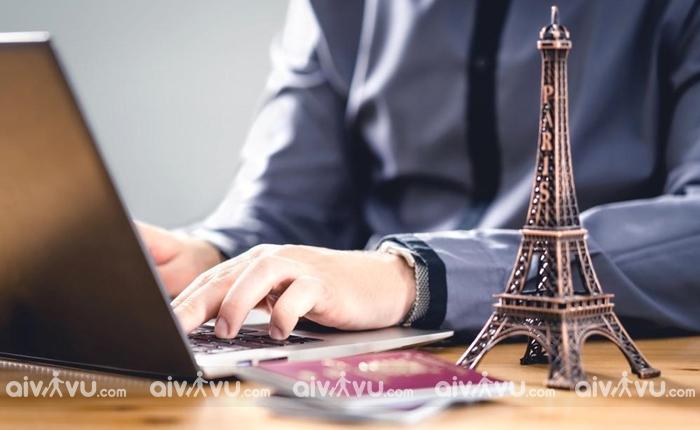 Đặt lịch hẹn visa Pháp như thế nào?
