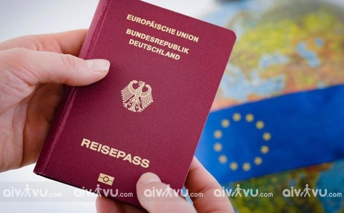 Dịch vụ làm visa Đức trọn gói tại Aivivu