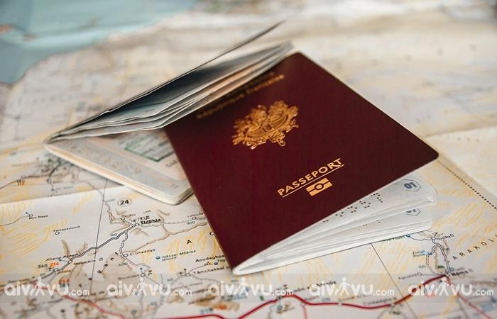 Dịch vụ làm visa thương mại Nga trọn gói tại Aivivu