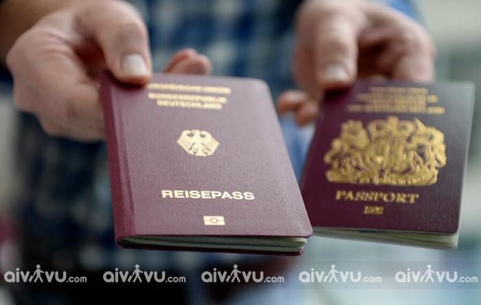 Dịch vụ làm visa Đức không chứng minh tài chính tại Aivivu