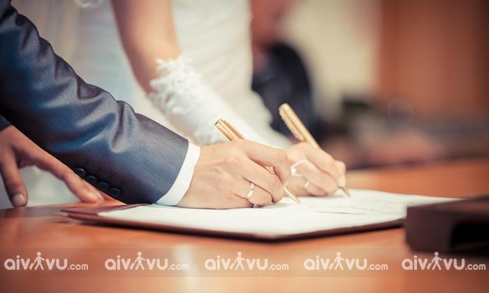 Hướng dẫn các giấy tờ cần thiết xin visa kết hôn Schengen