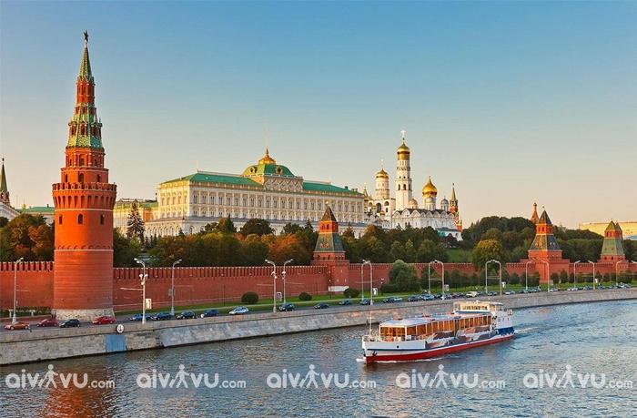 Kinh nghiệm xin visa Nga tự túc mới nhất