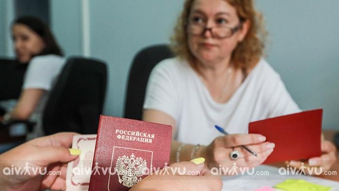 Lưu ý khi chứng minh tài chính xin visa Nga