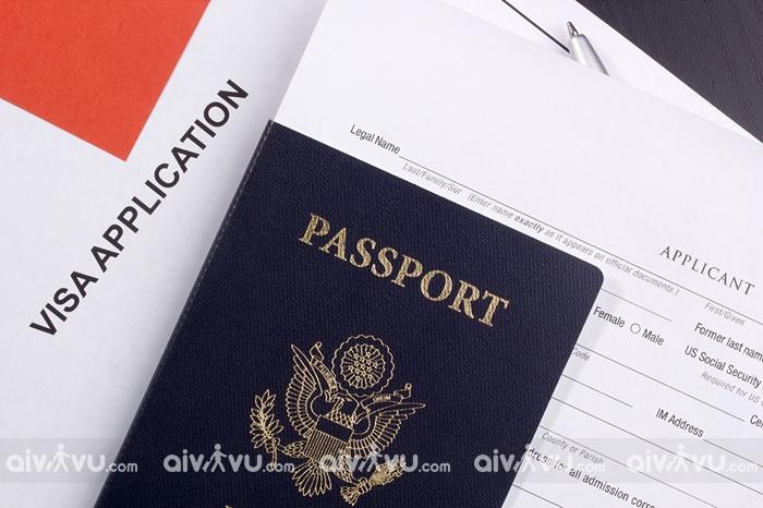 Một số lưu ý khi điền tờ khai xin visa Nga