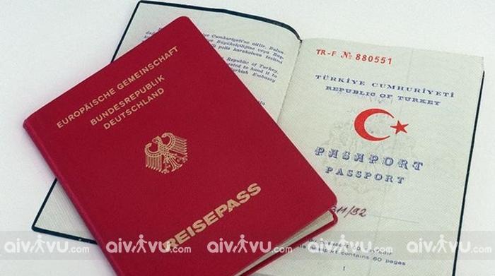 Những chú ý khi xin visa công tác Đức