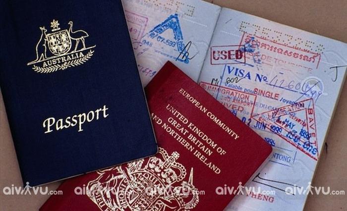 Nộp hồ sơ xin visa Nga ở đâu?