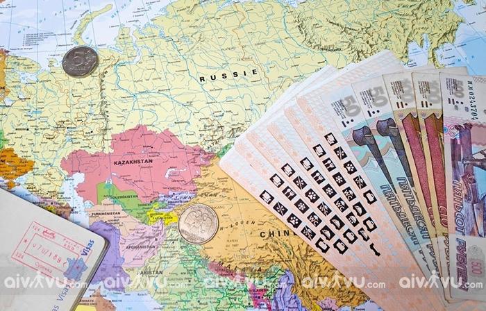 Thủ tục xin visa công tác Nga cần giấy tờ gì?