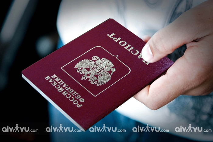 Thủ tục xin visa Nga cần giấy tờ gì?