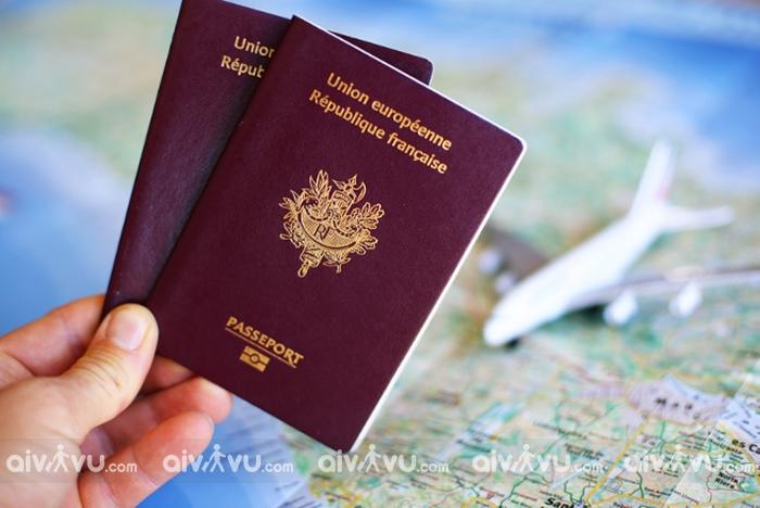 Visa Đức có bao nhiêu loại?
