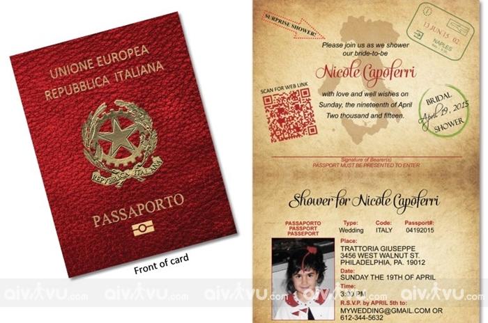 Xin visa Italia tự túc cần chuẩn bị những giấy tờ gì?