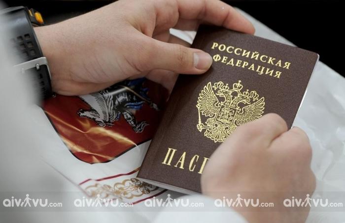 Xin visa Nga thăm thân có khó không?