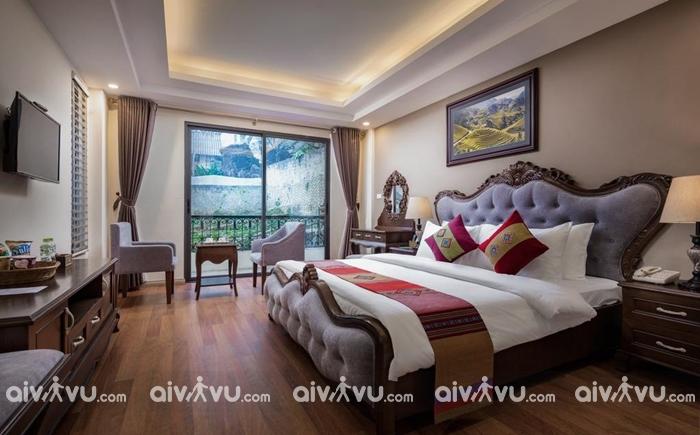 2 đêm nghỉ dưỡng tại khách sạn The View Sapa